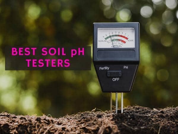 Best soil pH tester