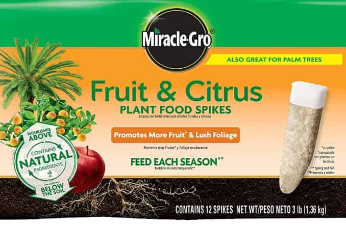 Miracle-Gro-Fruit-and-Citrus-Plant-Food-Spikes