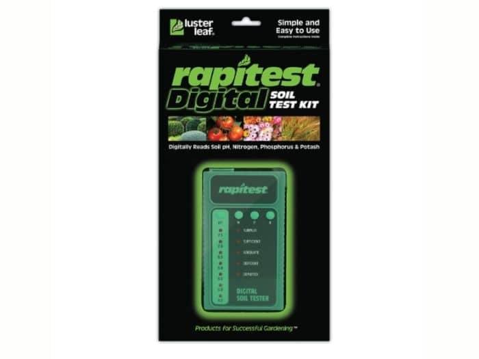 Best digital soil pH test kit
