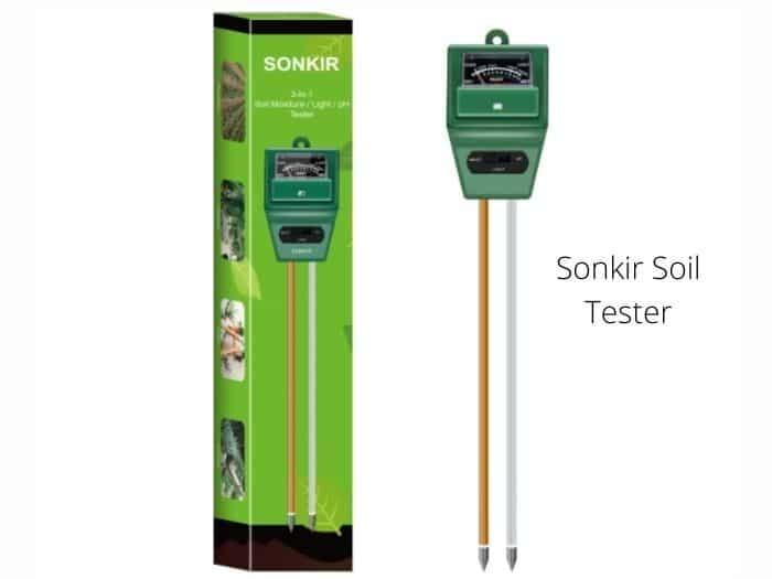 Best soil ph tester - Sonkir