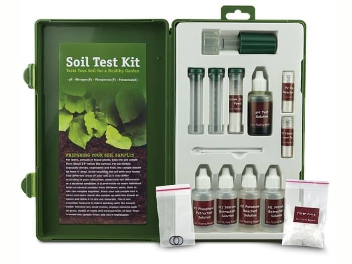 Environmental Concepts Best Soil pH tester kit