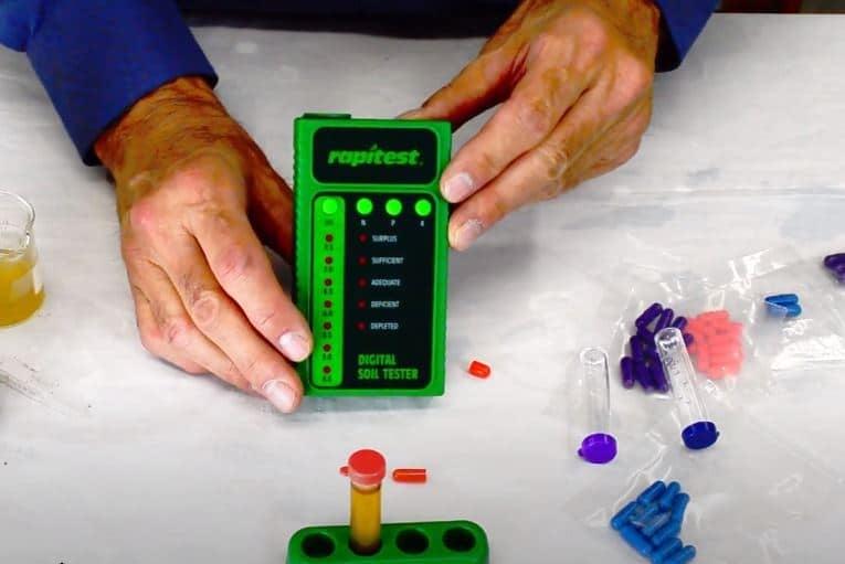 Best digital soil pH tester meter
